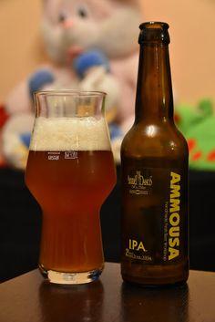 Αγαπημένο μου μπυρολόγιο ...: AMMOUSA IPA