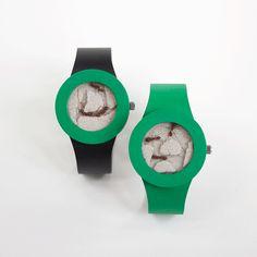 ant farm wristwatch