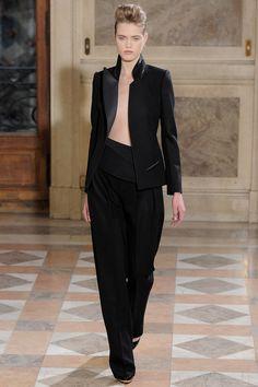 Bouchra Jarrar | Spring 2014 Couture Collection | Style.com