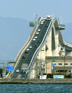江島大橋 #Japan #bridge