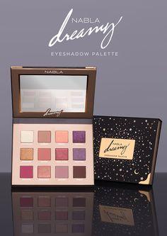 NABLA Dreamy Eyeshadow, la Palette dei Sogni! | Lover Of Beauty