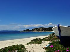 Ammouliani island #Halkidiki #Greece