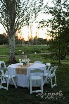 Country Chic Barn Wedding