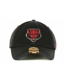'47 Brand Arkansas State Red Wolves Franchise Cap - Black L