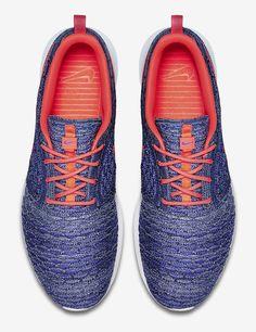 "Nike Roshe Flyknit ""Persian Violet & Hot Lava"" - EU Kicks: Sneaker Magazine"