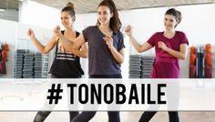 Mover el cuerpo con varios pasos de baile   Tonobaile 14