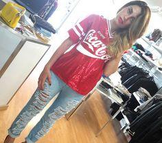 SUMMER style #shopart #collection #adorage #style #springsummer15 #shopartonline #shopartmania #love #cocacola