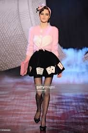 Image result for olympia le tan fashion week fall 2014