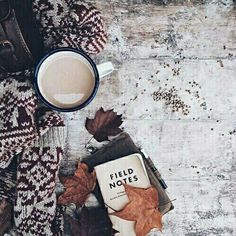 Imagen de autumn, coffee, and fall