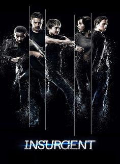 Affiches, posters et images de Divergente 2 : L'Insurrection (2015)