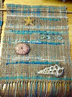 Ravelry: kendrick43's Sea Shell Weavings