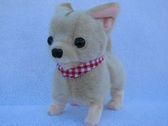 toy pet dog chihuahua battery operated