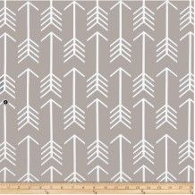 Bar Cover- Arrows Grey