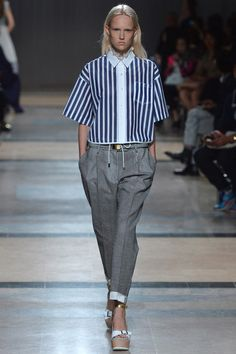 Sacai | Spring 2014 Ready-to-Wear Collection | Style.com