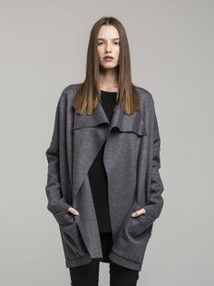 Wool Overcoat Wmns | Buffet Clothing