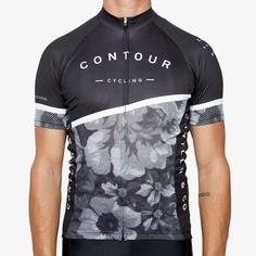 CONTOUR CYCLE CLUB Tête de Course Jersey