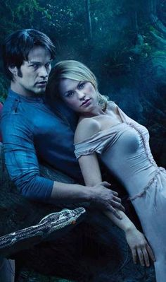 Sookie & Bill - True Blood