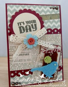 A beautiful Dovecraft Curiosity Corner Project image by Crafty Blonde
