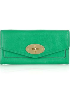 MULBERRY Postman's Lock Continental wallet $420