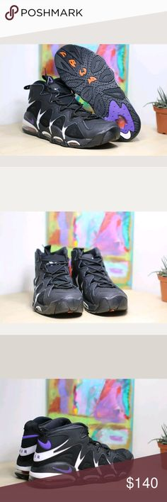 800c60d9dc86 NEW NIKE AIR MAX CB34 MENS SHOES BLACK CLUB PURPLE New with out box NEW NIKE