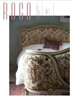 VINTAGE & CHIC: decoración vintage para tu casa [] vintage home decor: Roco Magazine