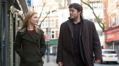 Tom Burke and Holliday Grainger in Strike (The silkworm) Great actors with amazing chemistry!