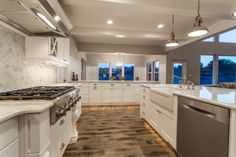 Riverton Real Estate - Riverton UT Homes For Sale Under Cabinet Lighting, White Kitchen, White Cupboards, Home, Custom Homes, Building A House, House Floor Plans, Kitchen, Home Kitchens