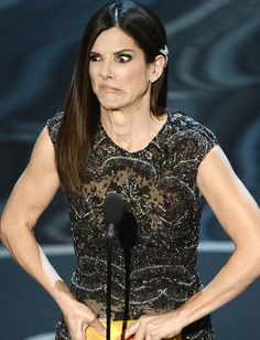 Funny Celebs faces at Oscars