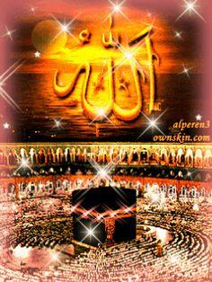 Mecca Hajj, Mecca Kaaba, Islamic Wallpaper Hd, Allah Wallpaper, Best Islamic Images, Islamic Pictures, Allah In Arabic, Quran Surah, Islamic Art Calligraphy