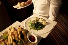 Cafe Francais, authentic French cuisine, Vienna, Austria Restaurant, Vienna Austria, Table Decorations, Home Decor, Decoration Home, Room Decor, Diner Restaurant, Restaurants, Home Interior Design
