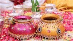 Decorative pots or matka in weddings wedding crafts, desi wedding decor, wedding mandap, Desi Wedding Decor, Wedding Mandap, Indian Wedding Decorations, Wedding Crafts, Indian Wedding Favors, Wedding Mehndi, Wedding Ceremony, Kalash Decoration, Coconut Decoration