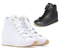 newest 350f4 7867a Womens Adidas Honey Tennis Wedge OPENING CEREMONY Limited Edition Trainers  Boots   Trainers   Women s Shoes