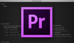 From @Premiumbeat & @noamkroll: Discover a few ways to optimize your video editing workflow with the Premiere Pro 'Project Manager'