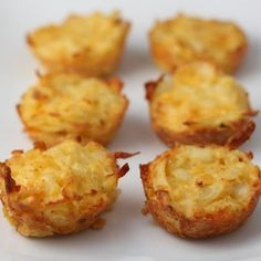 breakfast bites -- hash browns, eggs, and cheese. maybe add extra veggies and herbs too (mushrooms, spinach, diced tomato, etc). maybe a little diced ham or bacon? Sound yummy