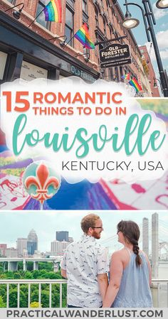 , 15 Lovely Things to Do on a Romantic Getaway to Louisville, Kentucky , Louisville, Kentucky is the ideal destination for a weekend getaway. Here's a local's guide to 15 perfect things to do with your partner on a romantic. Romantic Vacations, Romantic Getaways, Romantic Travel, Midwest Vacations, Nevada, Utah, Romantic Things To Do, Lovely Things, Romantic Ideas