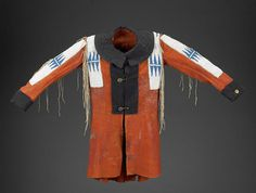 An Upper Missouri River man's coat