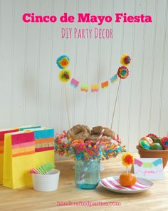 Cinco de Mayo_DIY party decor_tutorials_Handcrafted Parties
