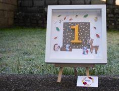 First Birthday Frame / Birthday Frame / Birthday Frame / 1 Today / Baby Gift / Birthday Gift / Handmade Birthday Gift Handmade Birthday Gifts, Handmade Gifts, Birthday Frames, First Birthdays, Baby Gifts, Unique Jewelry, Etsy, Vintage, Home Decor