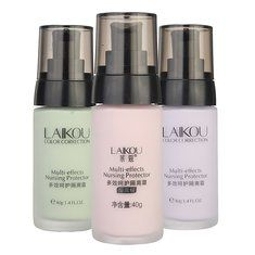 Collection The Most Unique You! Makeup now! - Banggood  40g laikou base de maquillaje resistente al agua crema cosmética bb aclarar el color