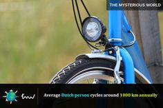 #netherland #bicycle #facts