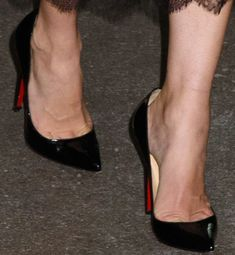 Diane Kruger in Christian Louboutin 'Pigalle Follies' Pumps