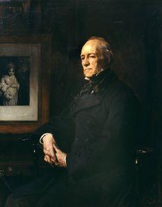 +Frank Holl, Samuel Cousins, R.A. 1879 Tate