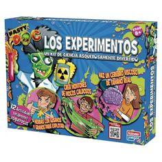Juguete NASTY DOC-LOS EXPERIMENTOS Precio 28,46€ en IguMagazine #juguetesbaratos