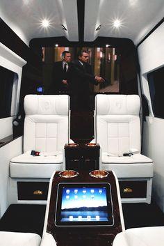 Mercedes Benz Luxury Coach--I will never leave if I had this Rich Lifestyle, Luxury Lifestyle, Lifestyle Blog, Wealthy Lifestyle, Luxury Blog, Sultan De Brunei, Luxury Travel, Luxury Cars, Luxury Auto