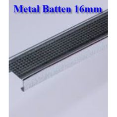 MADEX PLASTER LININGS RECOMMEND THE USE OF METAL BATTENS ON ALL CEILINGS TO STRENGTHEN & STRAIGHTEN YOUR CEILINGS & REDUCE NAIL POPPING.