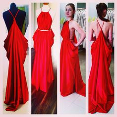 Dresses design by me for special social occations, write me on: designbysimonne@outlook.com