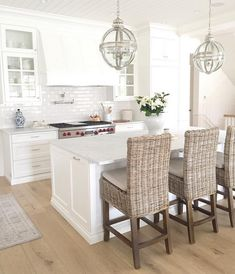 "White Kitchen Decorating Ideas benjamin moore paint color. ""benjamin moore river reflections 1552"
