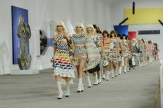 CHANEL SPRING-SUMMER 2014 READY-TO-WEAR