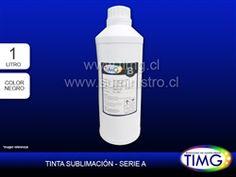 Aviso de llegada - Tinta de sublimación serie A litros reponen stock http://www.suministro.cl/product_p/1020010001.htm