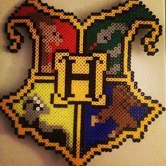 Resultado De Imagen De Hama Beads Harry Potter | Hama Beads Harry Potter |  Pinterest | Hama Beads, Perler Beads And Beads